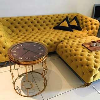 Designer sofa French classic design