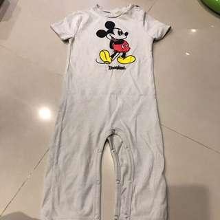 迪士尼米奇連身兔裝