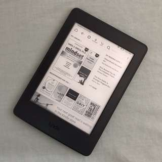 Kindle Paperwhite 3 4GB