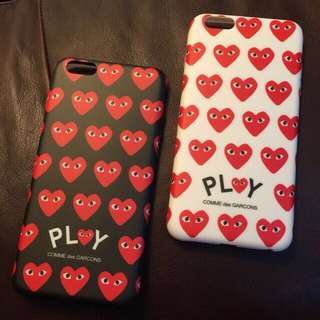 CDG PLAY IPHONE 6 PLUS CASING