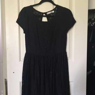 Lace Dress by Quirky Circus Size 8