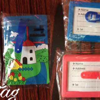 Travel Bag Tag