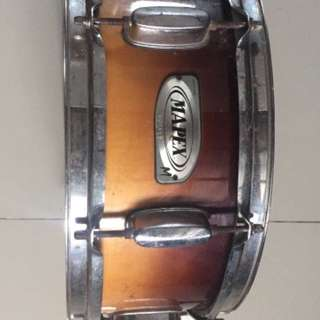 snare drum mapex good condition