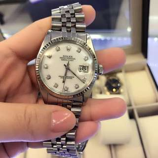 Rolex Oyster datejust⌚😍😍 valued to get it