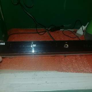 rush samsung Dvd Player