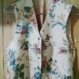 Floral Gossip Girl Inspired Dress