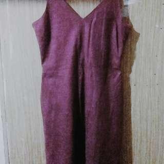 Gap Maroon Dress