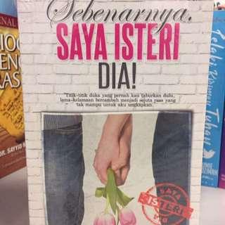 Novel sebenarnye, saya isteri dia by zura asyfar