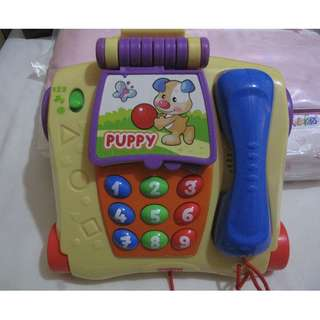 Fisher Price Baby Toy Telephone