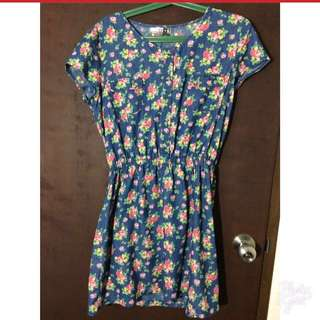 Floral dress Medium from thailand