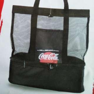 可口可樂冰袋加環保袋