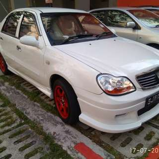 Geely CK 1.5 Auto Special