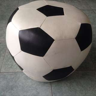 Huge Football Stool