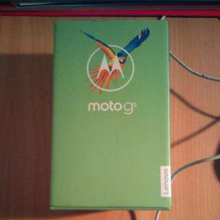 Moto g5 BRAND NEW
