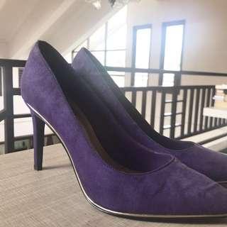 CHARLES & KEITH HEELS SIZE 36 (heels 9cm)