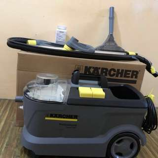 KARCHER Puzzi 10/1 spray extraction