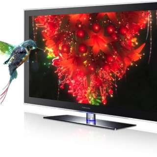 "Samsung TV 55"" UA55B8000 series 8 LED"