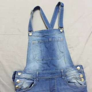 H&M denim jeans dungaree #take10off