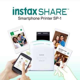 Instax Share Rental