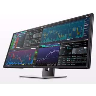 "Dell P4317Q 43"" 3840 x 2160 4K Multi-Client IPS LED Monitor"