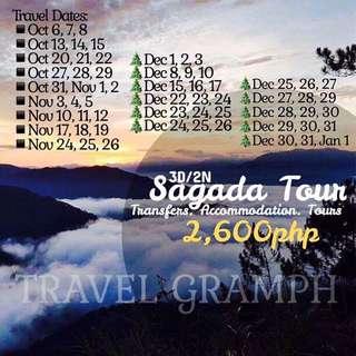 Sagada tour