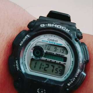 G shock original dw9052 (nego)