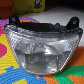 krr headlight