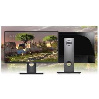 Dell S2417DG 2560x1440 165Hz LED Gaming Monitor w/ Nvidia Gsync
