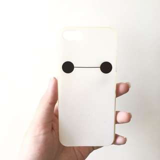 Case iphone 5 baymax