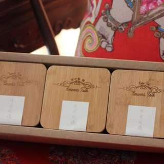 玫瑰花茶禮盒裝(法國玫瑰、女王玫瑰、仕女玫瑰)