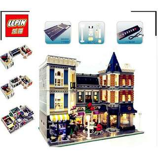 Lepin Assembly Square 15019B
