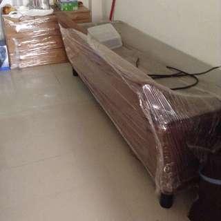 Brown Sofa from Japan Surplus