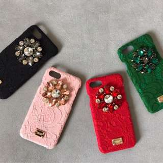 Dolce & Gabbana Iphone case Iphone 6 6s iphone 7 7 plus