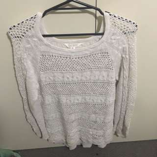 Wooly jersey