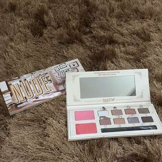 NAKED X THE BALM