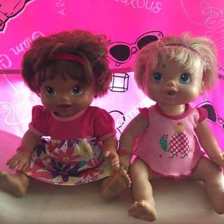 Origibal baby alive for 2