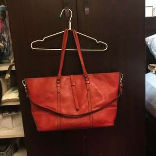 Fino leather bag