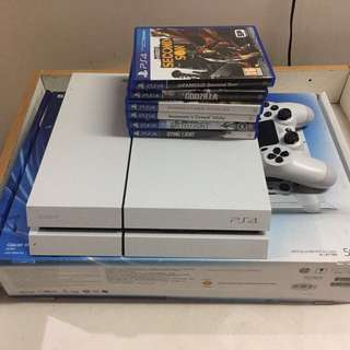 PS4 500GB HDD