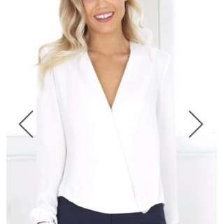 White work shirt