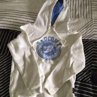 Saucony hoodie
