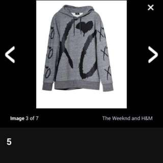 The Weeknd x H&M LIMITED EDITION