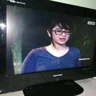 Tv LCD Polytron 24 inch