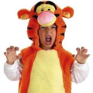 Tigger And Pooh Costume