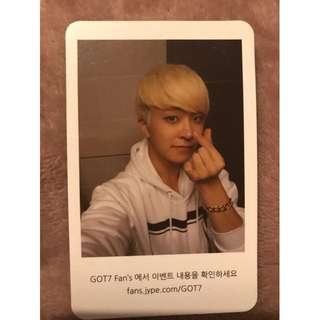 Got7 identity youngjae pc
