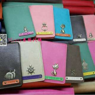 Personalized passport holder Sale