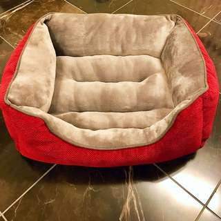 Soft PLUSH PET LOUNGE/PET BED | New & Unused