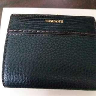 Tuscan's 真皮銀包