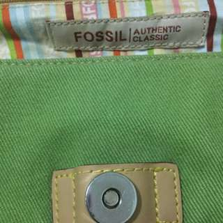 💯Authentic FOSSIL bodybag