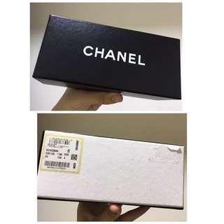 chanel 眼鏡吉盒連說明書 包郵