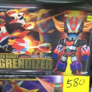 Artstorm Action Toys ES合金 UFO Robot Grendizer 巨靈神